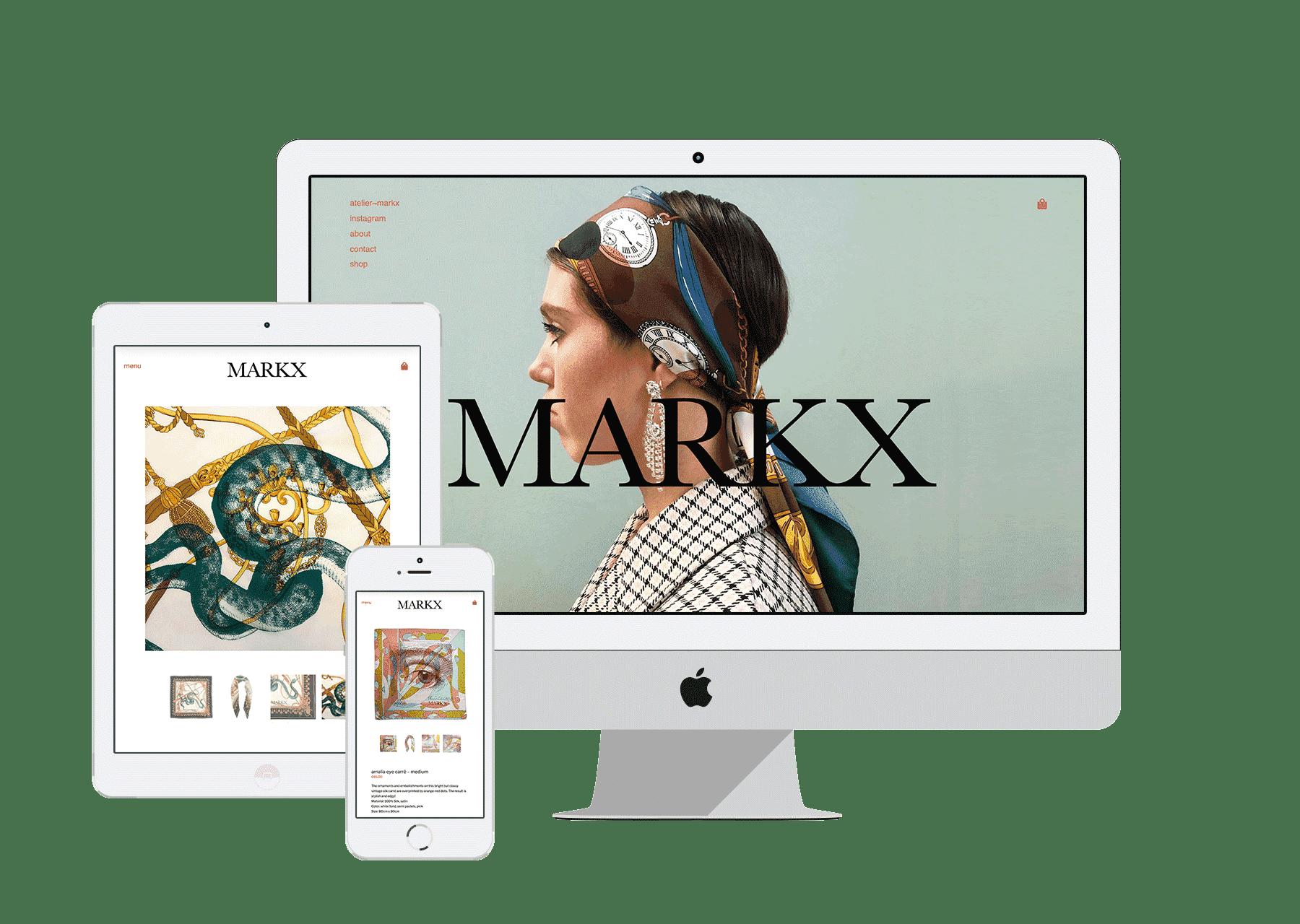 Atelier Markx   Handmade scarves & silks