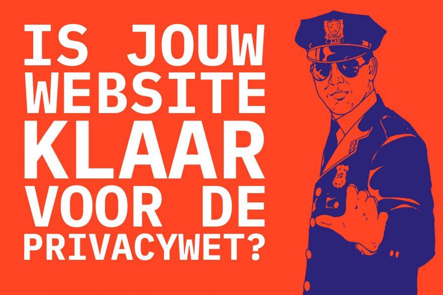 Is jouw website klaar voor de AVG | Brigit Varenkamp