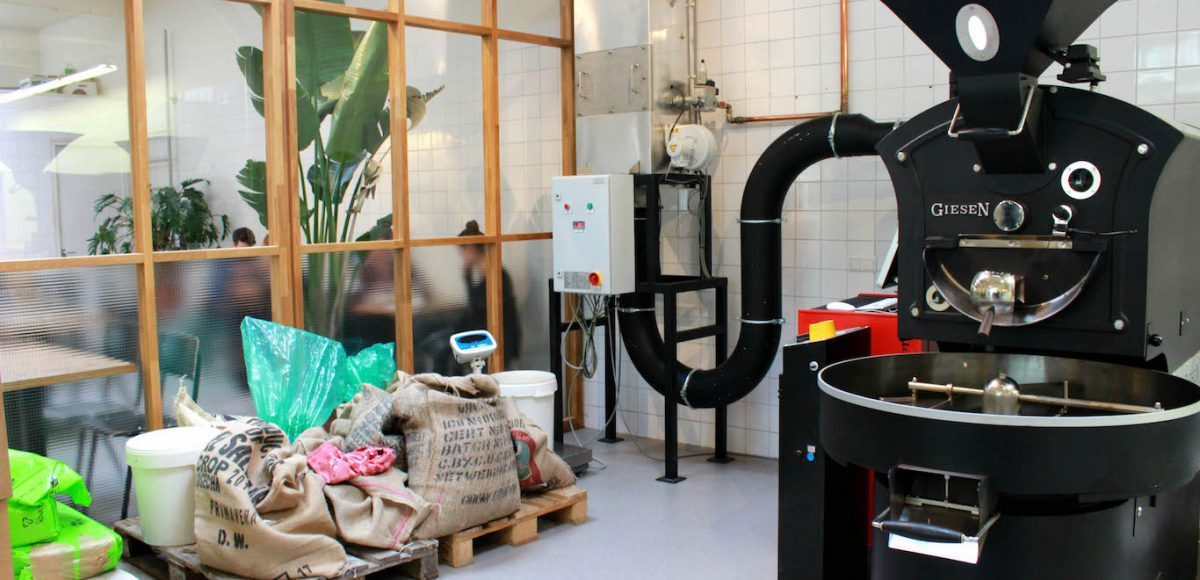 Flexwerkplekken in Rotterdam met WiFi, stopcontacten en goeie koffie | Brigit Varenkamp
