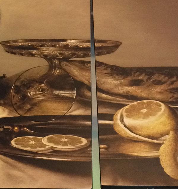 Willem Claesz Heda, Stilleven met roemer en horloge, 1629