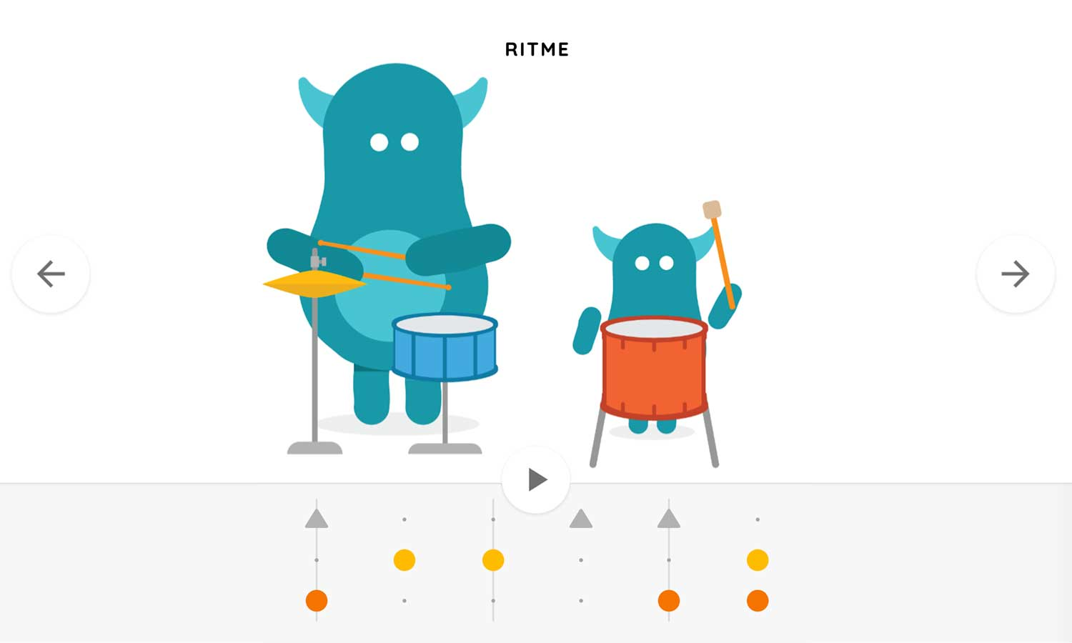 Chrome Musiclab for Kids